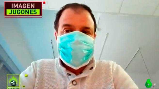 kike mateu infectado coronavirus