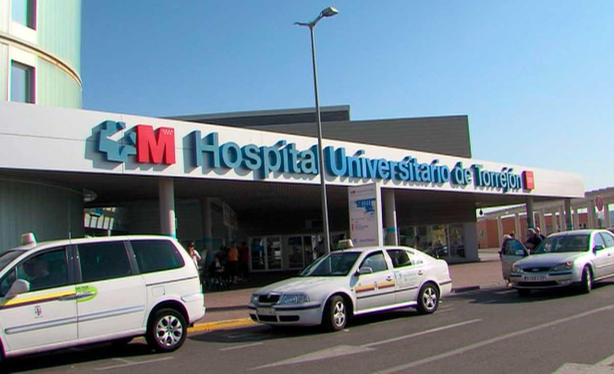 hospital universitario de torrejon de ardoz foco coronavirus